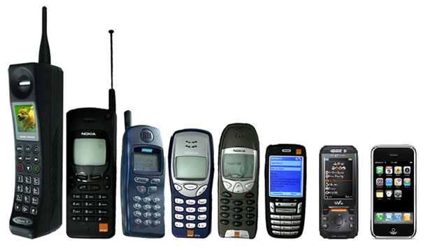 iphones til salg