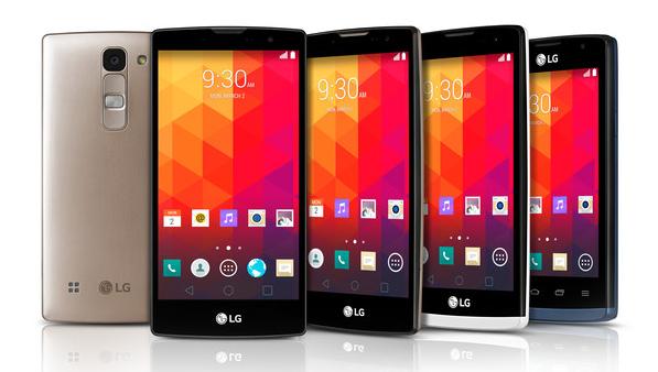 LG leon 4g billigste