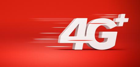 4g+ hurtigt mobilt internet