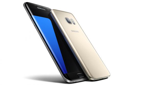 samsung galaxy s7 edge populære mobiltelefoner