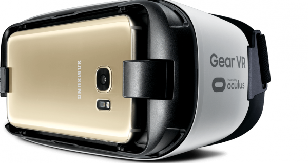 galaxy s7 edge gear vr