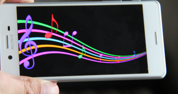mobilabonnement med musik